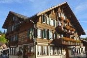 Gstaad, Posthotel Rössli