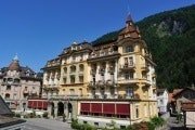 Interlaken, Hotel Royal St.Georges