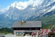 Kleine Scheidegg, Berghaus Grindelwaldblick