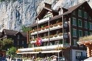 Lauterbrunnen, Hotel Oberland