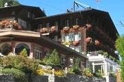 Lauterbrunnen, Hotel Silberhorn