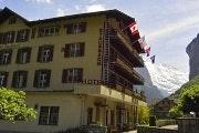 Lauterbrunnen, Hotel Staubbach