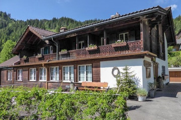 Lenk, Hotel Garni Alpenruh