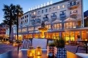 Locarno, Hotel Belvedere
