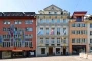 Lucerne, Altstadt Hotel Krone