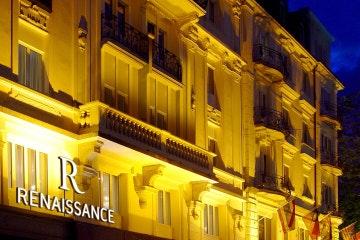 Lucerne, Renaissance Hotel