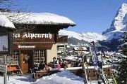 Mürren, Hotel Alpenruh