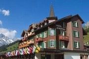 Mürren, Hotel Jungfrau