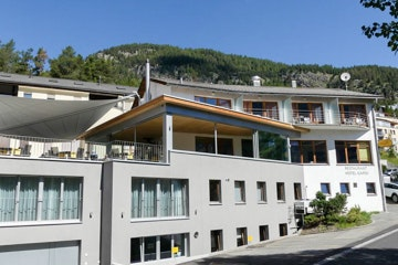 Samedan, Laagers Hotel Garni