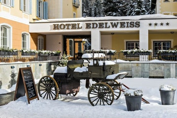Sils-Maria, Edelweiss Swiss Quality Hotel