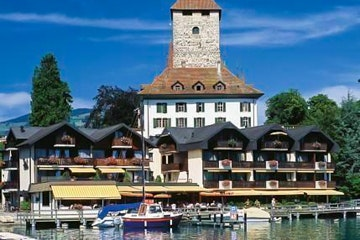 Spiez, Hotel-Restaurant Seegarten-Marina
