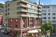 St. Moritz, Hauser Swiss Quality Hotel