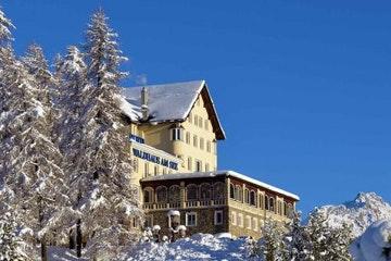 St. Moritz, Hotel Waldhaus am See