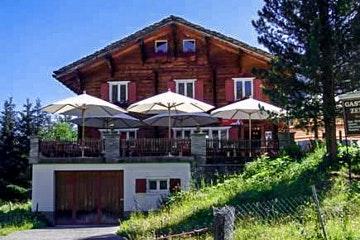 Vals, Gasthaus Zervreila