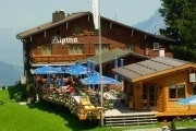 Wangs, Berghotel Alpina am Pizol