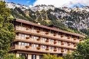 Wengen, Hotel Jungfraublick