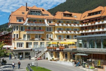 Wengen, Hotel & Spa Silberhorn