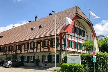Worblaufen, Gasthof Tiefenau
