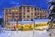 Zermatt, Grand Hotel Zermatterhof