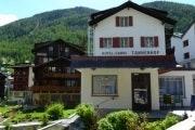 Zermatt, Hotel Tannenhof