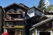Zermatt, Hotel Weisshorn