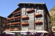 Zermatt, Hotel Walliserhof Zermatt 1896