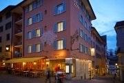 Zurich, Hotel Adler