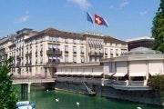Zurich, Hotel Baur Au Lac