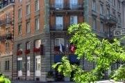 Zurich, Hotel St. Georges