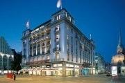 Zurich, Savoy Hotel Baur en Ville