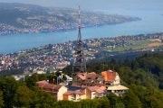 Zurich, Hotel Uto Kulm