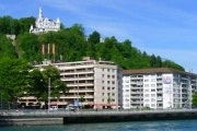 Lucerne, Holiday apartment BHMS City Campus (4 ppl)