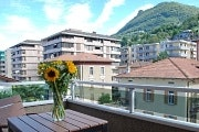 Lugano, apartment Shina
