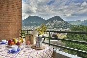 Lugano, apartment Terrazzo