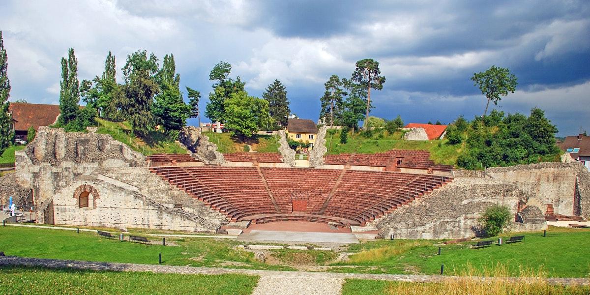 Augusta Raurica Roman theatre