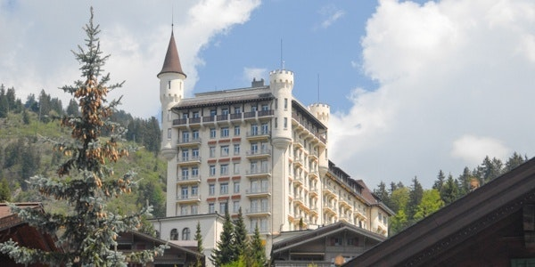 Hotel Palace in Gstaad