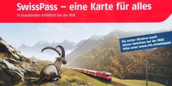 Advertentie SwissPass