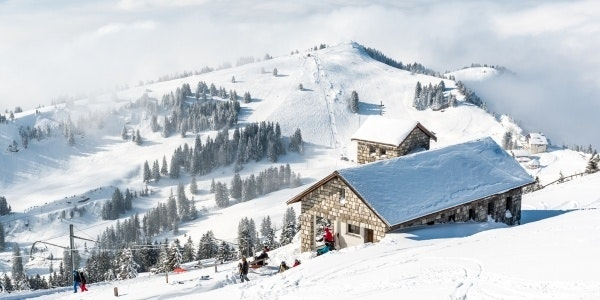 Rigi in Winter