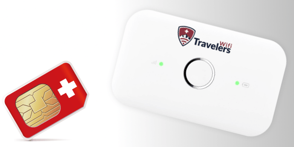 SIM-card en Travelers Wifi