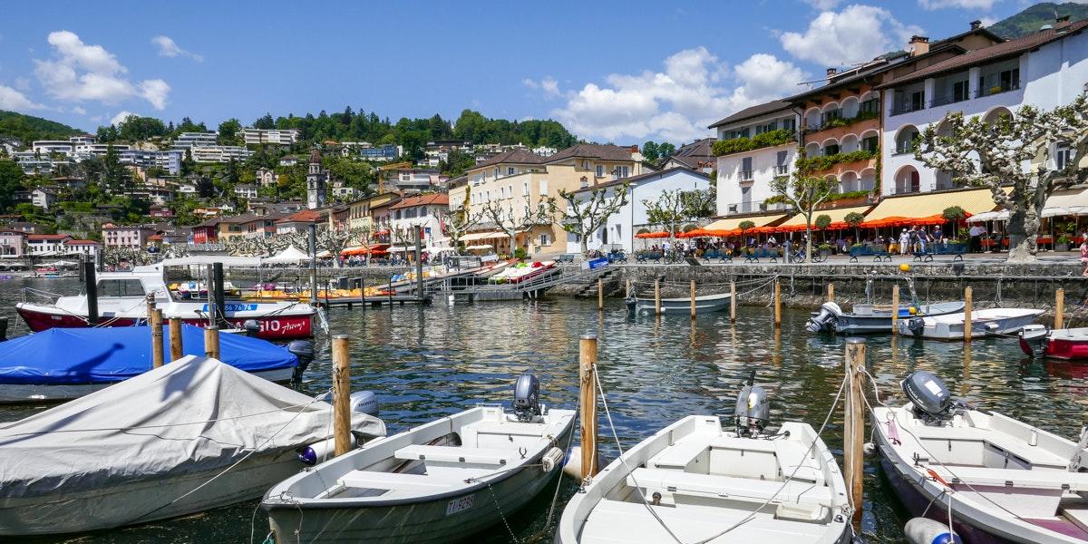 Ascona marina