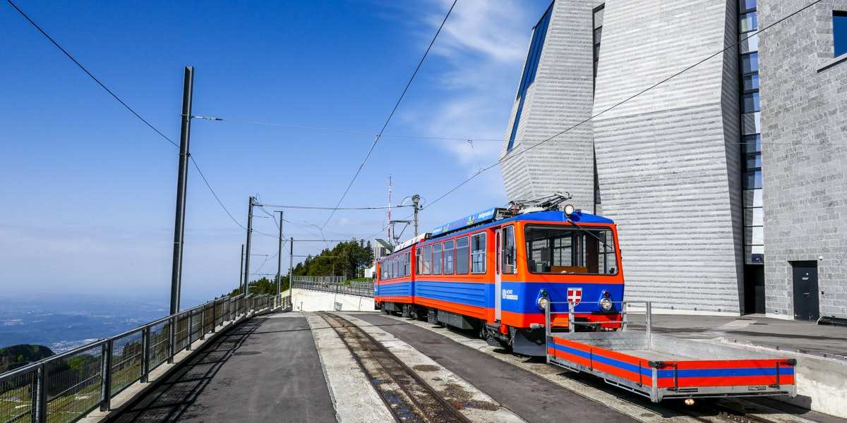 Train at Monte Generoso