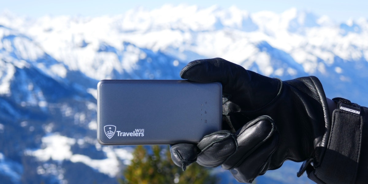 TravelersWifi hotspot