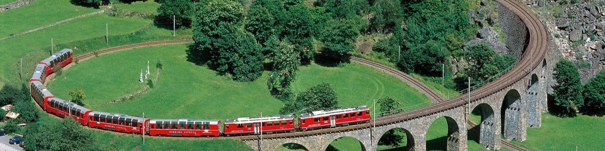 Bernina Express Brusio