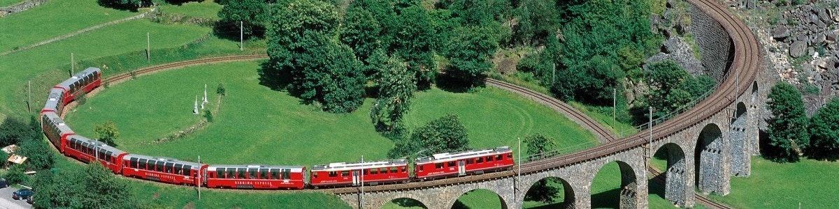 Bernina Express Brusio