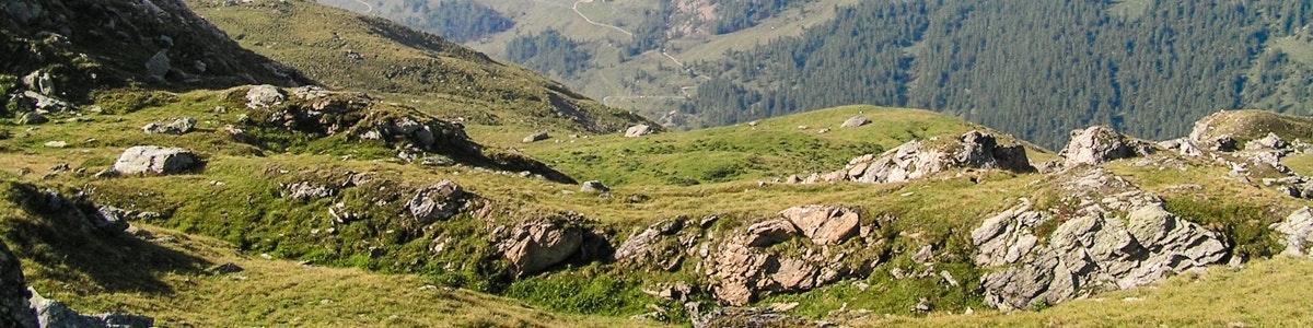 Landscape near Furtschellas