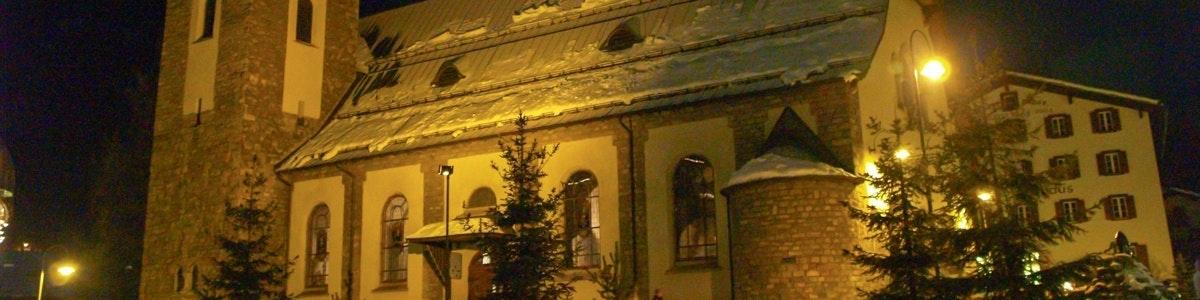 Katholieke kerk in Zermatt