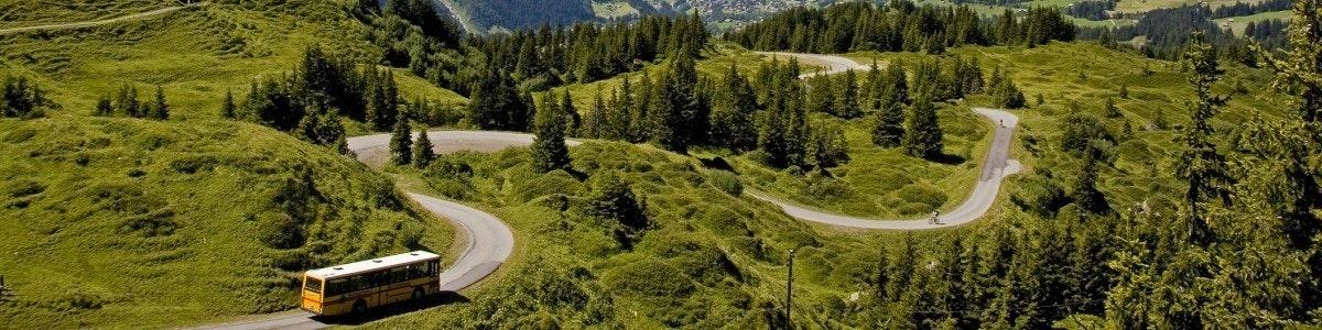 Bus Grosse Scheidegg