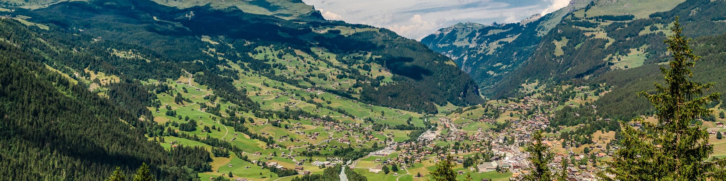 Grindelwald Grosse Scheidegg
