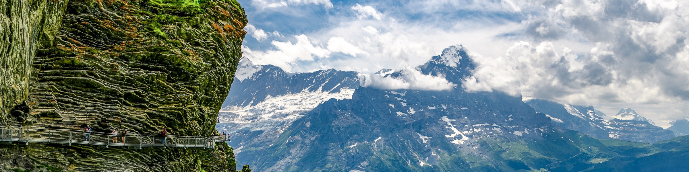 Mountains south of Schilthorn