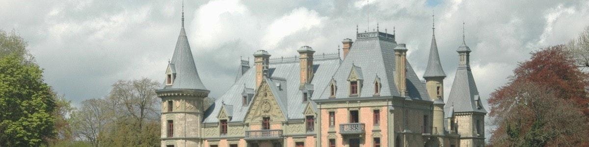 Schadau castle near Thun